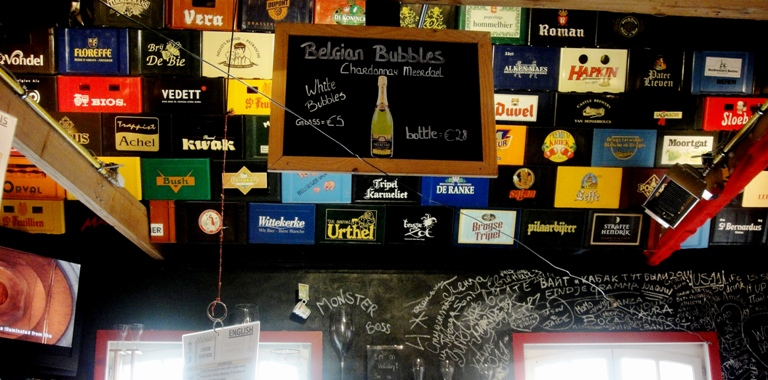 2be Beer Wall