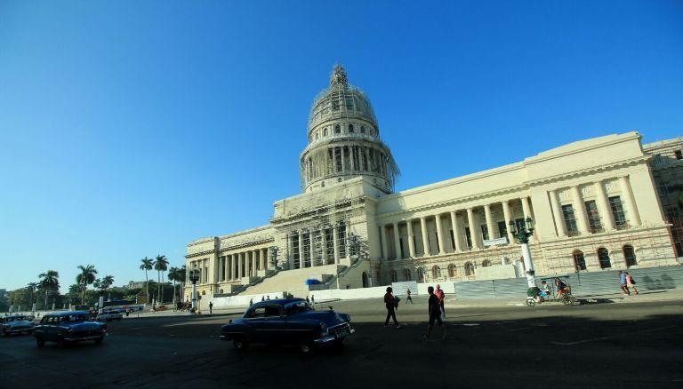 Capitolio Cuba