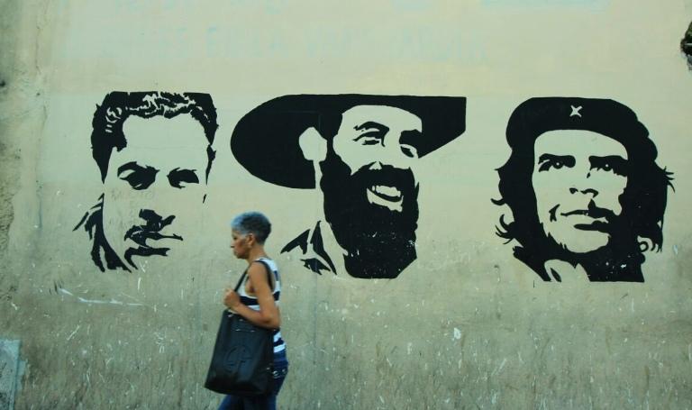Cuba murales