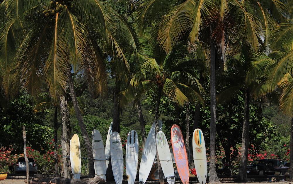 Playa Carrillo Costa Rica