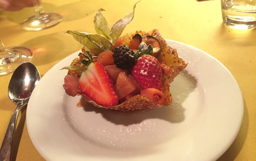 Osteria dove mangiare a Lucca