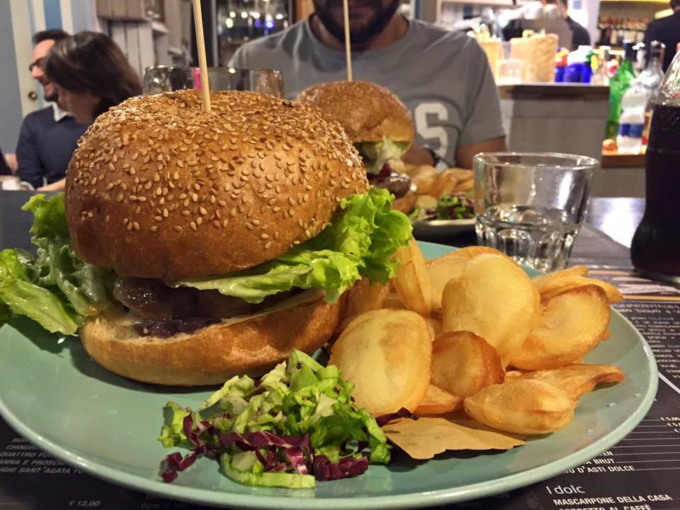 Hamburger a Rimini - Ghetto46