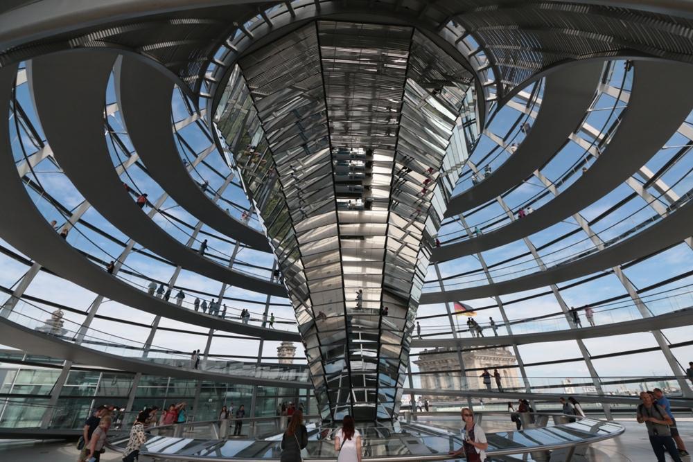 Reichstag Parlamento Berlino