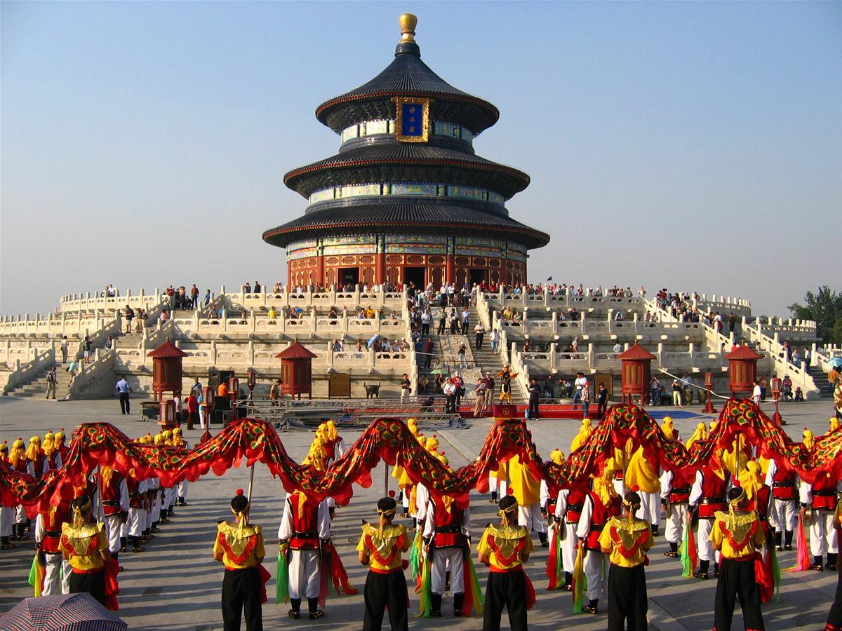Dormire a Pechino