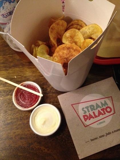 Strampalato chips