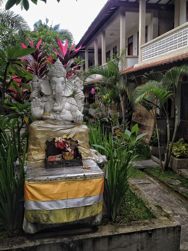 Casa Ganesha Dove dormire ad ubud