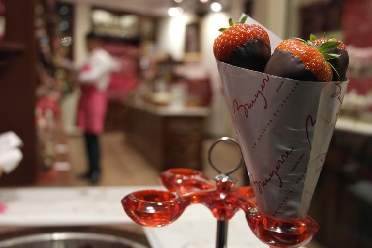 Cioccolaterie Bruges
