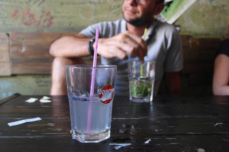 Bere a Cuba