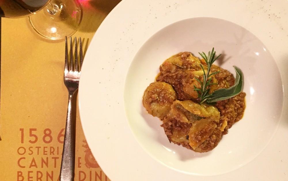 Osteria Cantine Bernardini - dove mangiare a Lucca