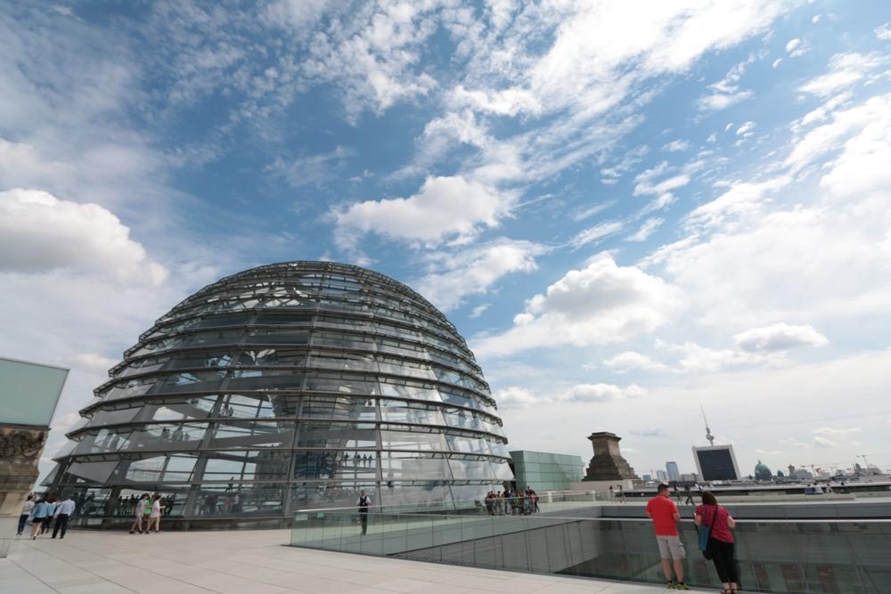 Reichstag Berlino