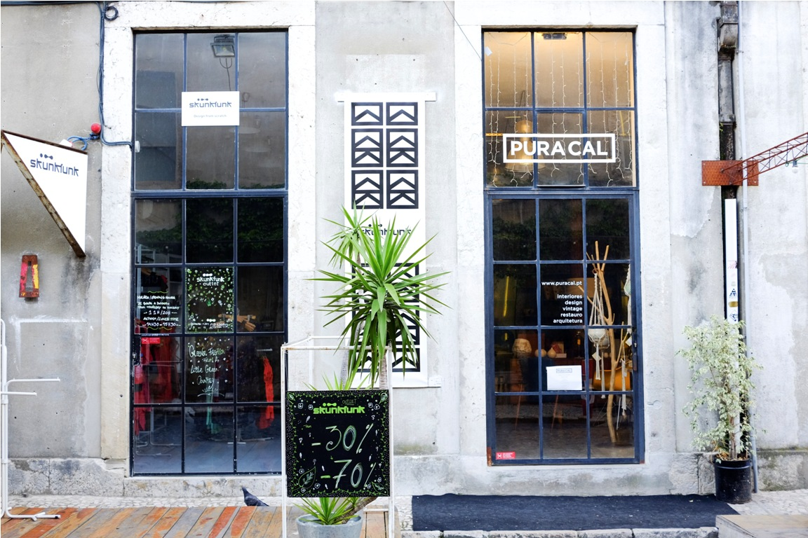 Lx Factory Lisbona cosa fare