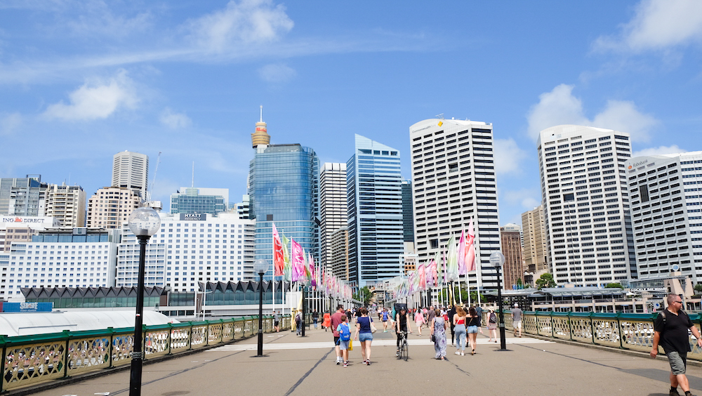 Darling Harbour - Cosa fare a Sydney