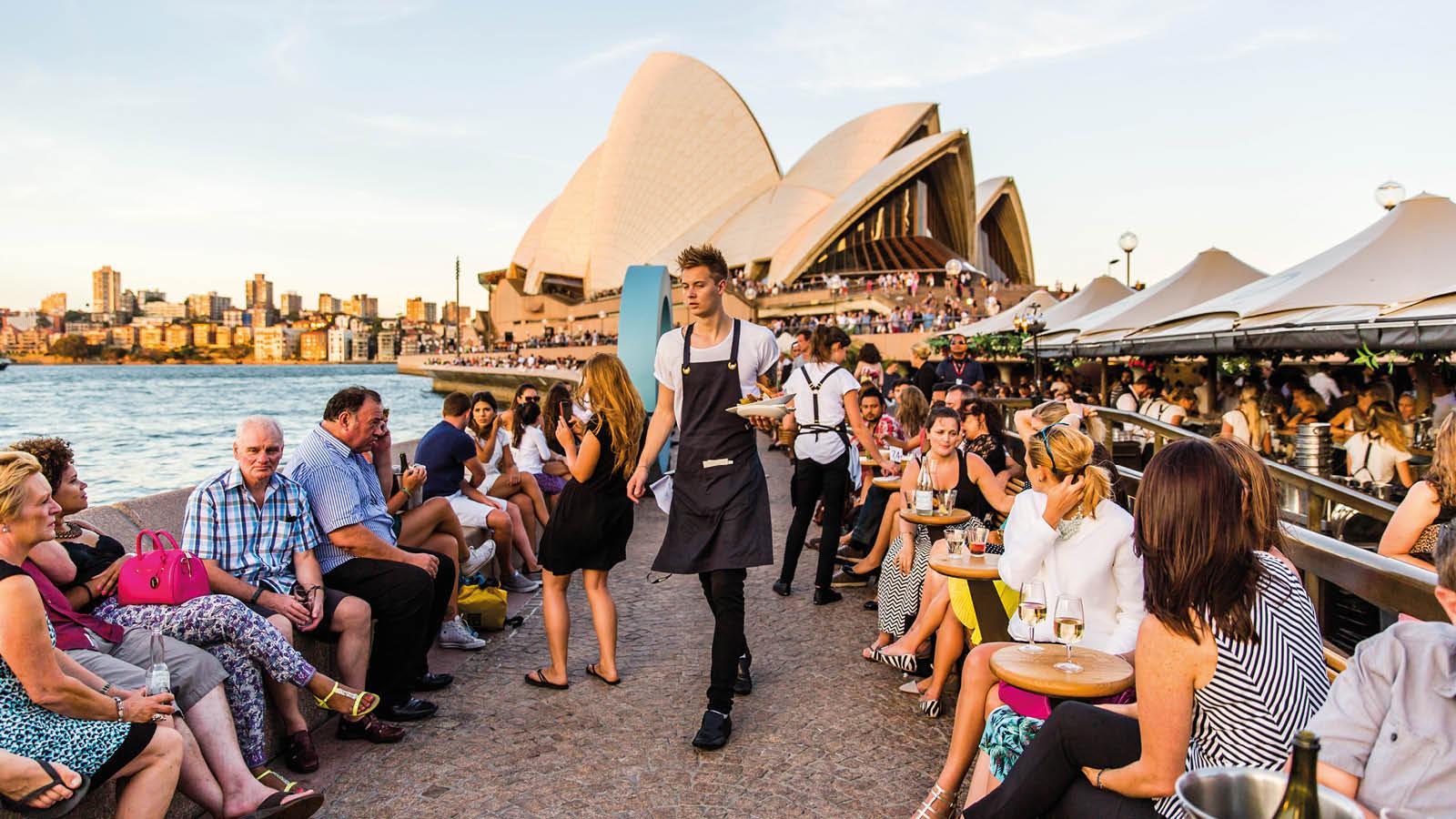 Sydney Opera Bar - Cosa fare a Sydney