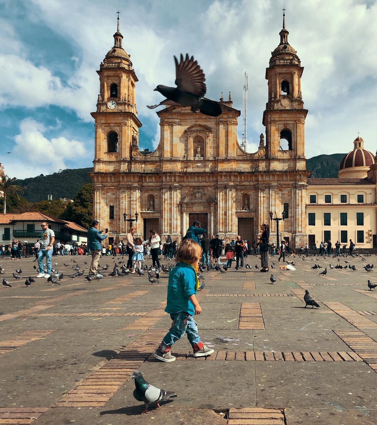 Bogotà Colombia