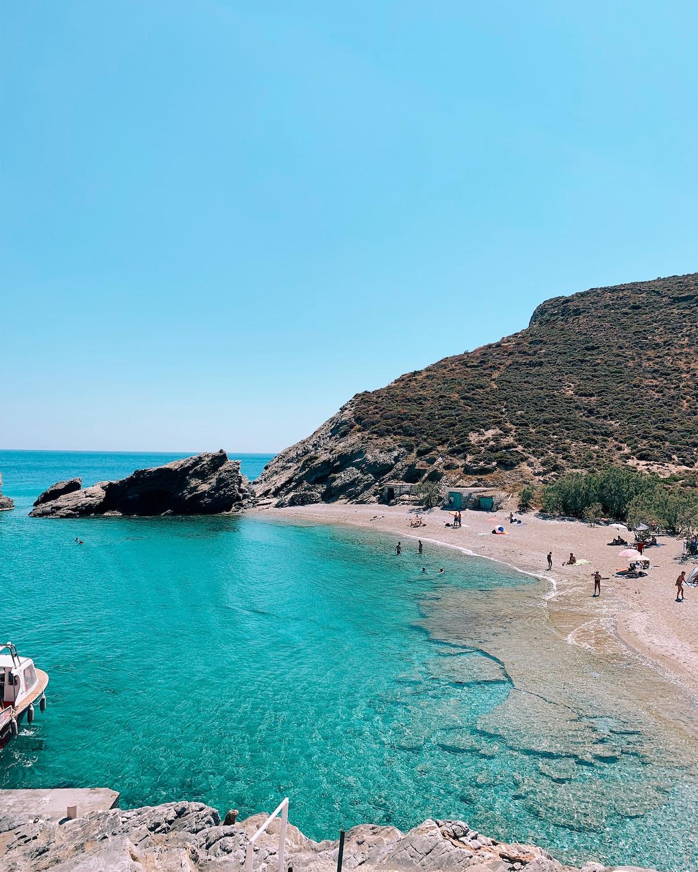 Spiagge Folegandros