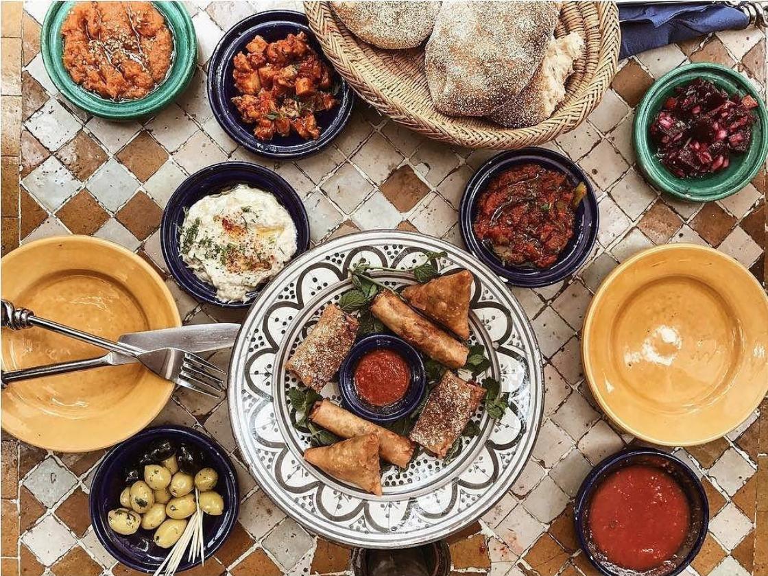 I migliori ristoranti di Casablanca