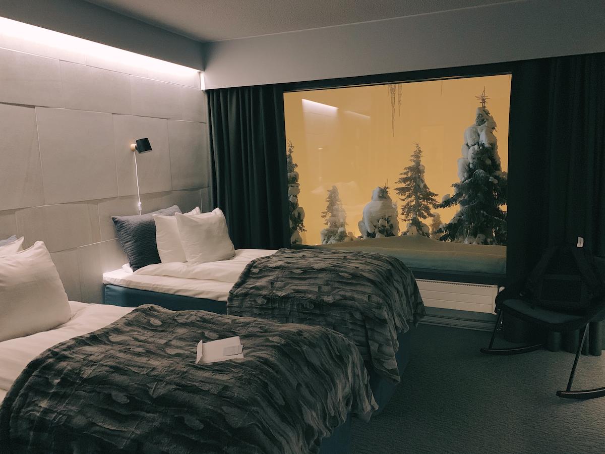 Dove dormire nella Lapponia Finlandese