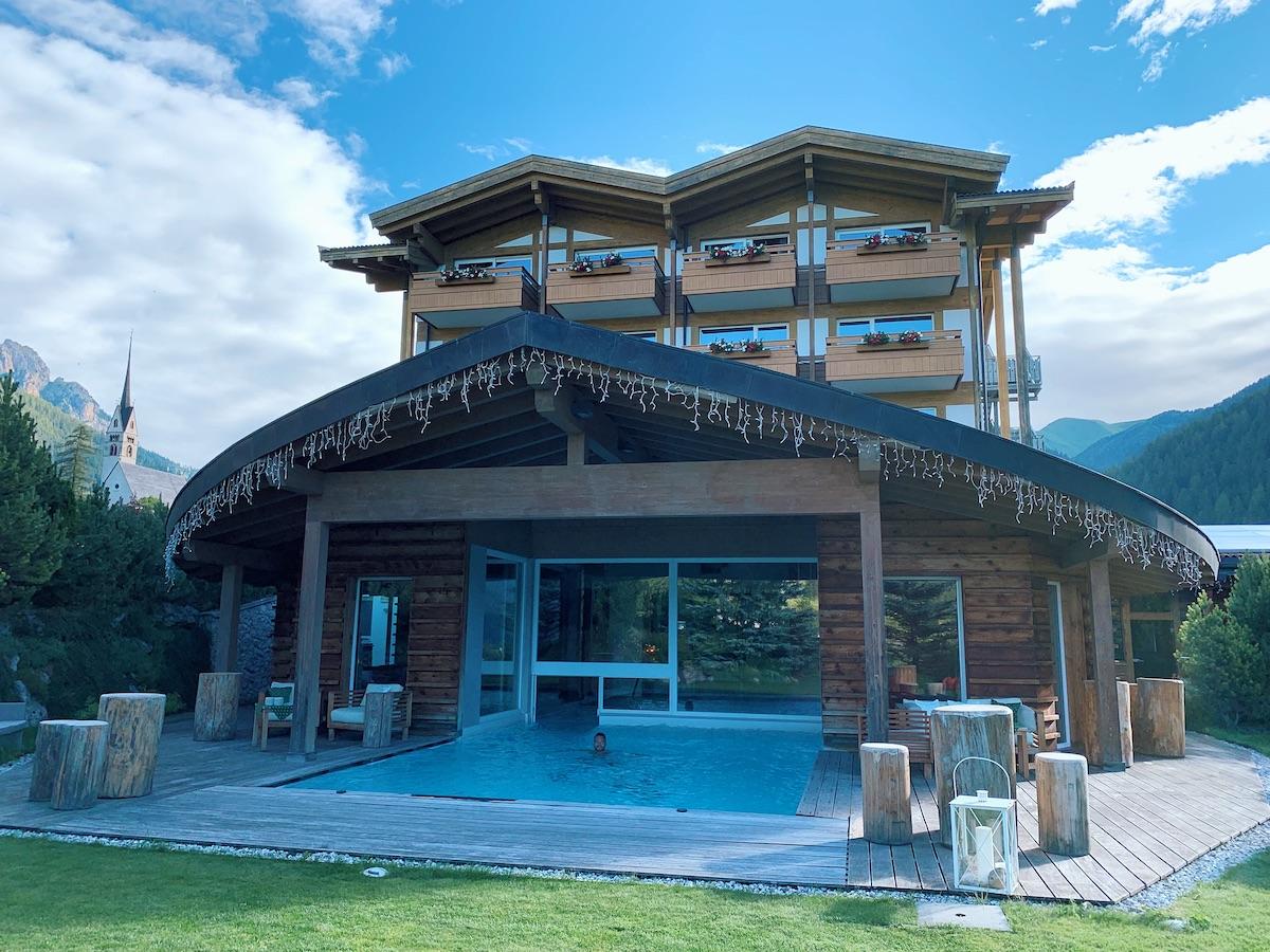 Dove dormire in Val di Fassa Olympic Spa Hotel