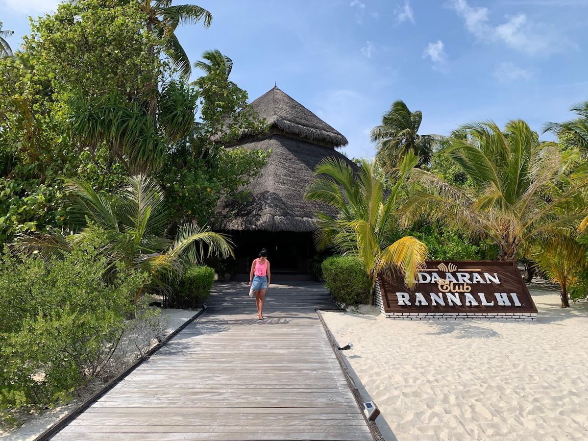 Adaaran Rannalhi Maldive - consigli utili