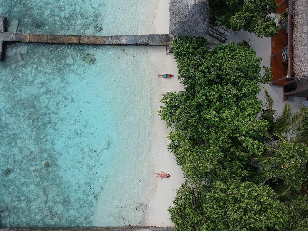 Maldive drone - consigli utili